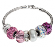 Bracelet BeCharmed ENCHANTING ROMANCE