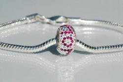 Bracelet BeCharmed MOM Fuchsia